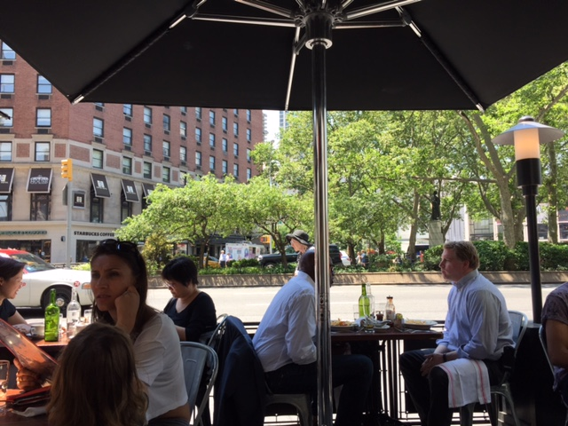 Lunch at The Smith, NYC