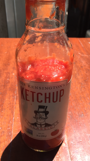 Questionable Ketchup